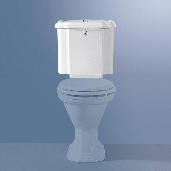 Jörger Symphonie II cistern for washdown toilet