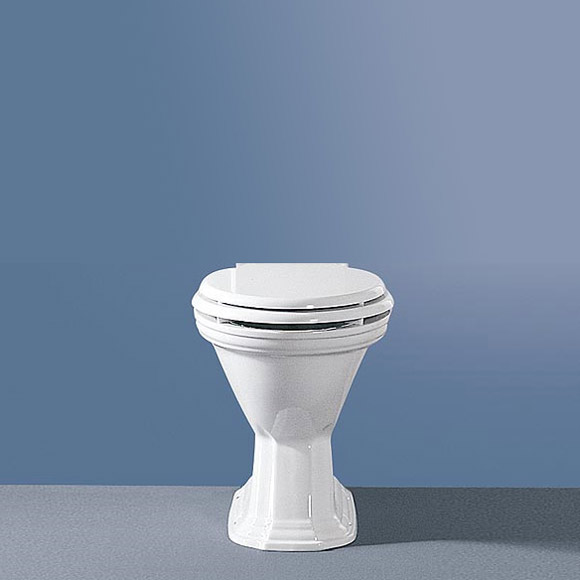 Jörger Symphonie II floorstanding washdown toilet