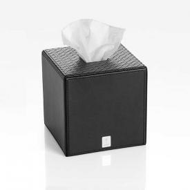 JOOP! BATHLINE tissue box square, black