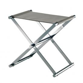 JOOP! CHROMELINE bathroom stool chrome/stone