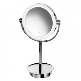 JOOP! CHROMELINE LED beauty mirror, free-standing