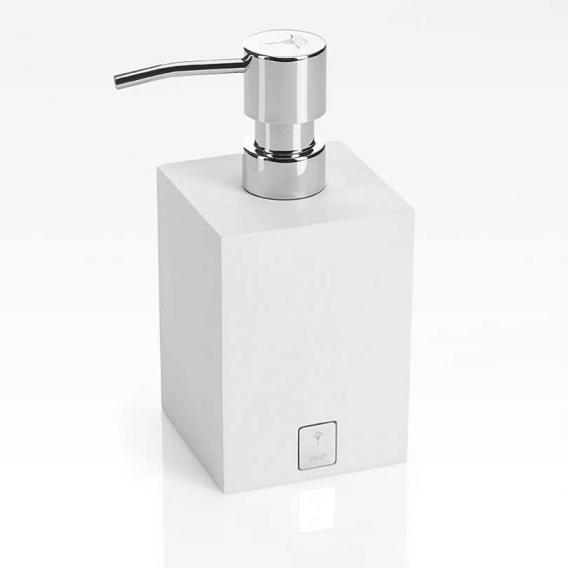 JOOP! BATHLINE soap dispenser white