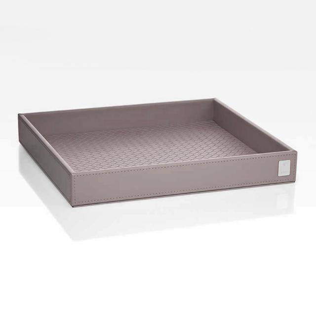 JOOP! BATHLINE big tray rosé grey