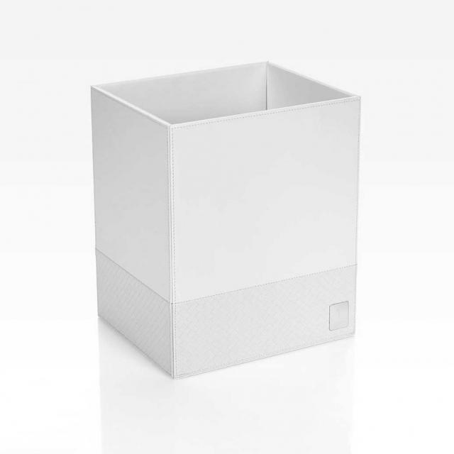 JOOP! BATHLINE waste basket white