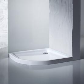 Kaldewei Arrondo quadrant shower tray white