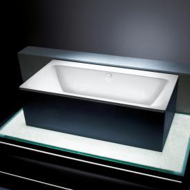 Kaldewei Asymmetric Duo rectangular bath white, with easy-clean finish