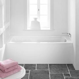 Kaldewei Cayono/Cayono Star rectangular bath full anti-slip, white easy-clean finish