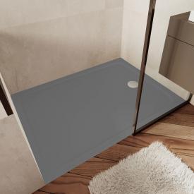 Kaldewei Cayonoplan square/rectangular shower tray catania matt grey