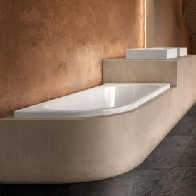 Kaldewei Centro Duo 1 left special-shaped bath white easy-clean finish