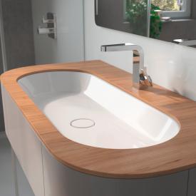 Kaldewei Centro undermount washbasin white