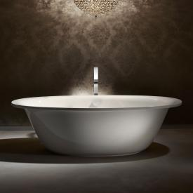 Kaldewei Ellipso Duo Oval bath with panel white