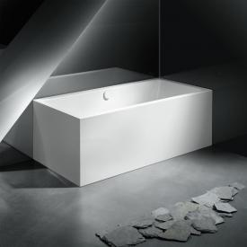Kaldewei Meisterstück Conoduo 1 rectangular bath with panelling with filling function
