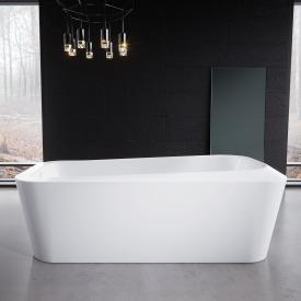 Kaldewei Meisterstück Emerso freestanding rectangular bath without filling function