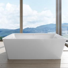 Kaldewei Meisterstück Incava freestanding rectangular bath without filling function