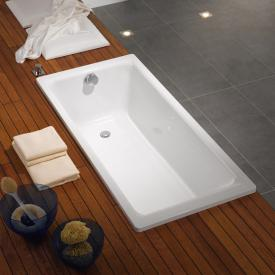 Kaldewei Puro rectangular bath white easy-clean finish