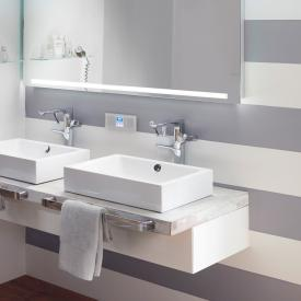 Kaldewei Puro S drop-in washbasin