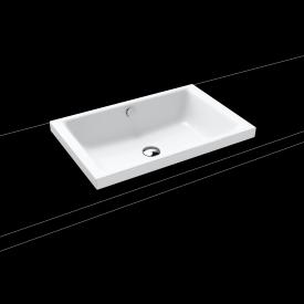 Kaldewei Puro S drop-in washbasin white