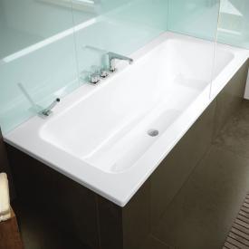 Kaldewei Puro Set Wide rectangular bath white