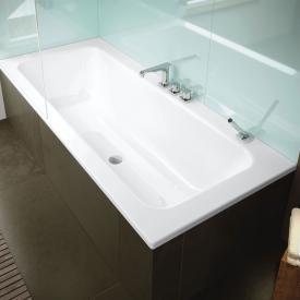 Kaldewei Puro Set Wide corner bath white