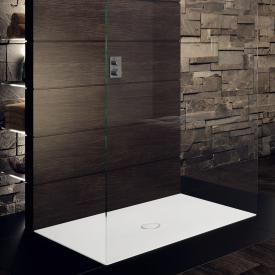 Kaldewei Scona square/rectangular shower tray white