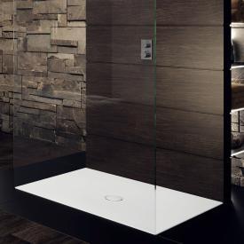 Kaldewei Scona square/rectangular shower tray Secure Plus, matt white