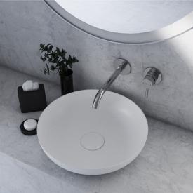 Kaldewei Set Miena washbowl with Steinberg 100 fitting white/chrome