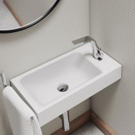 Kaldewei set Puro hand washbasin with Steinberg 260 fitting