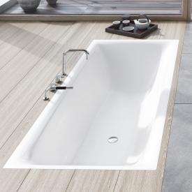 Kaldewei Silenio rectangular bath white easy-clean finish