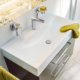 Kaldewei Silenio countertop washbasin with 1 tap hole, without overflow