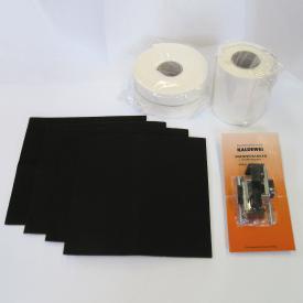 Kaldewei Sound insulation set DWS for shower trays