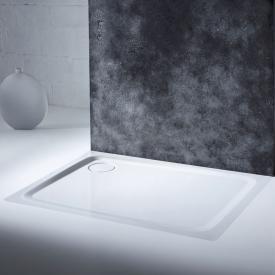 Kaldewei SuperPlan Plus rectangular/square shower tray white