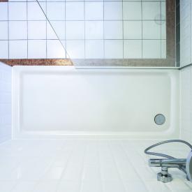 Kaldewei SuperPlan XXL Receveur de douche rectangulaire blanc
