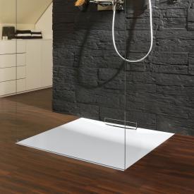 Kaldewei Xetis square/rectangular shower tray white