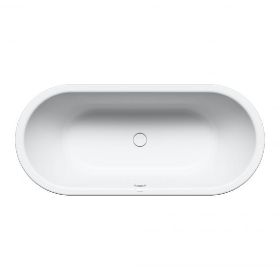 Kaldewei Centro Duo oval bath white, with easy-clean finish