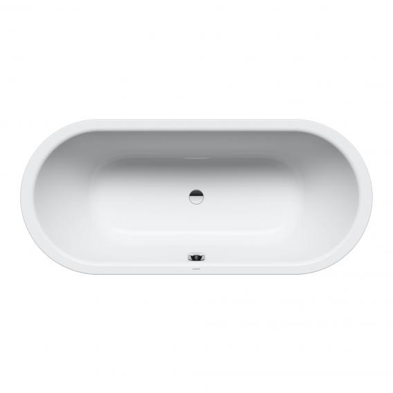 Kaldewei Classic Duo oval bath white, with easy-clean finish