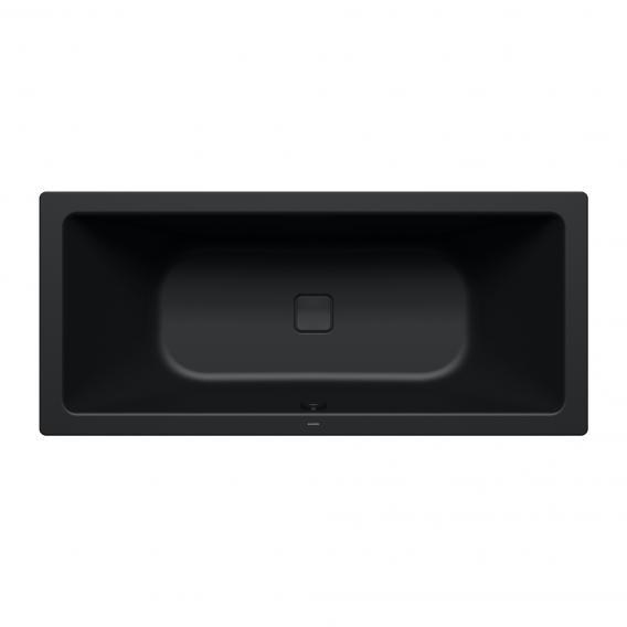 Kaldewei Conoduo freestanding rectangular bath black