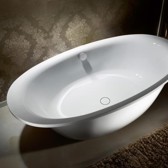Kaldewei Ellipso Duo Oval freestanding bath white