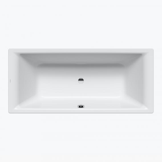 Kaldewei Puro Duo rectangular bath white, with easy-clean finish