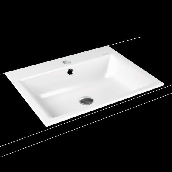 Kaldewei Set Puro drop-in washbasin with Steinberg 260 fitting