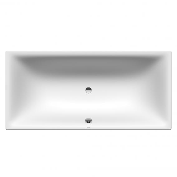 Kaldewei Silenio rectangular bath white, with easy-clean finish