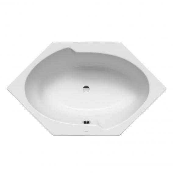 Kaldewei Twin Pool hexagonal bath white