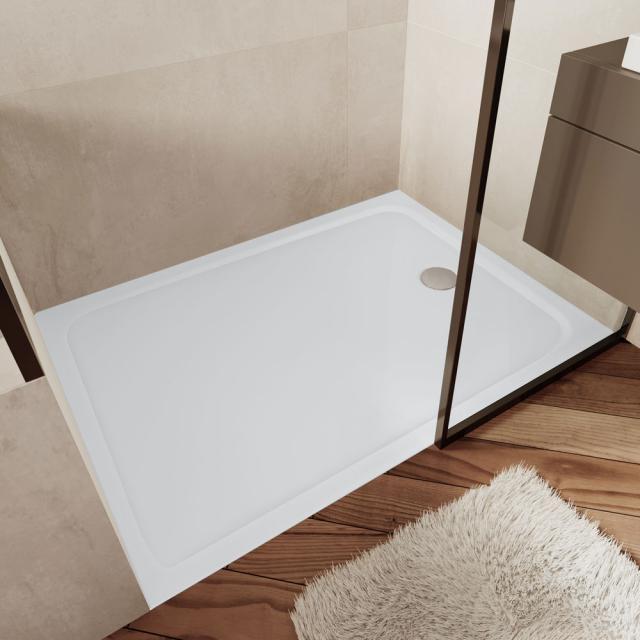 Kaldewei Cayonoplan square/rectangular shower tray white