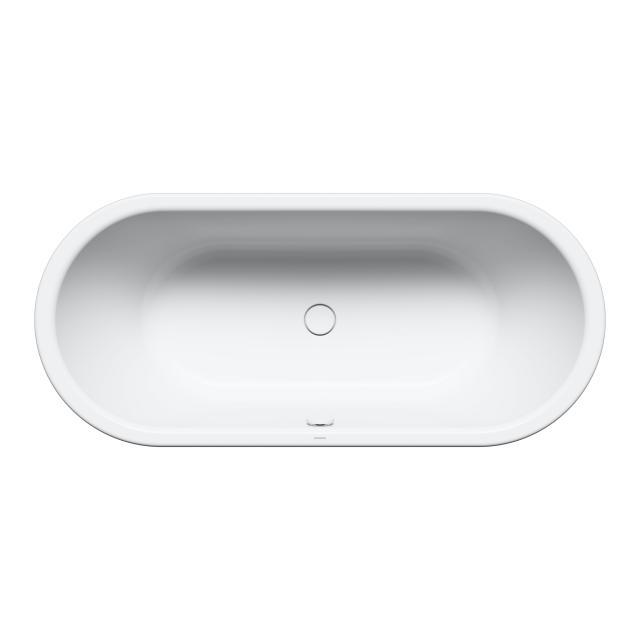 Kaldewei Centro Duo oval bath, built-in white