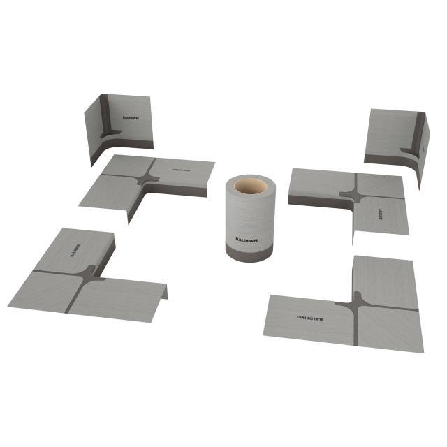 Kaldewei floor-level sealing kit square