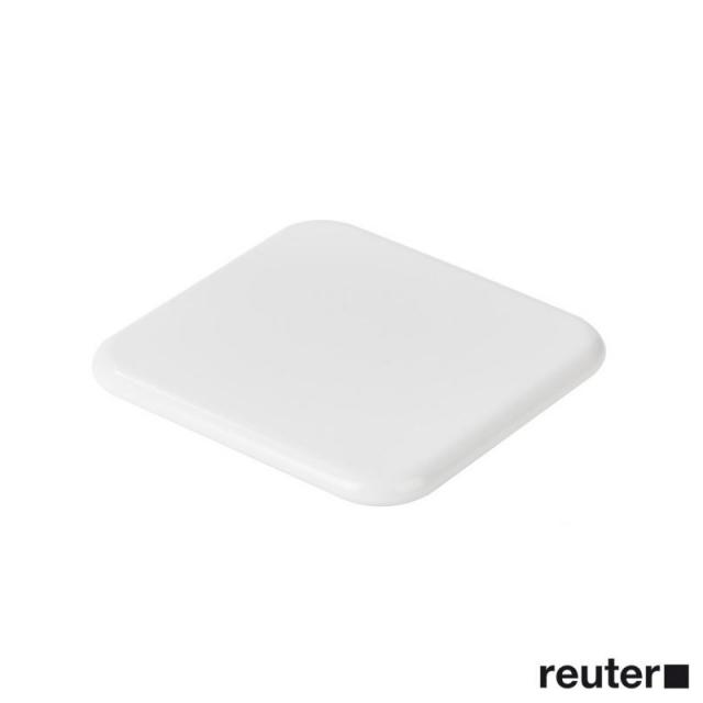Kaldewei replacement waste cover Conoduo, white