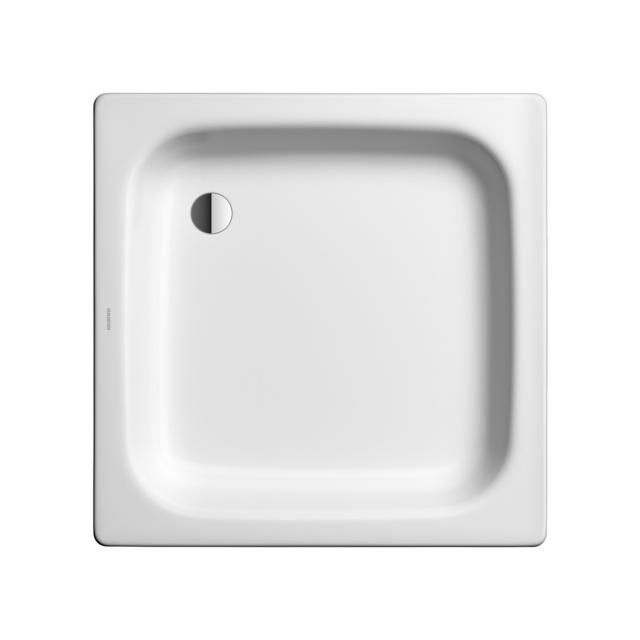 Kaldewei Sanidusch square/rectangular shower tray white