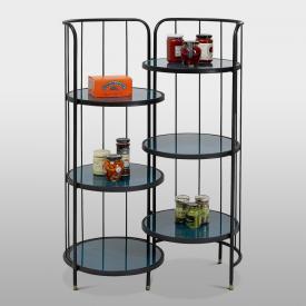 KARE Design Bandeja shelving unit, can be pushed together