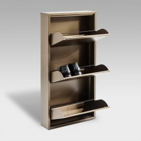 KARE Design Caruso shoe cabinet with 3 compartments