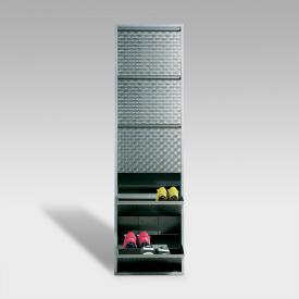 KARE Design Caruso shoe cabinet with 5 compartments
