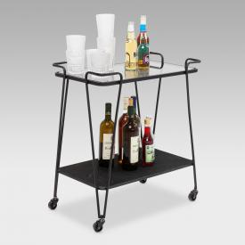 KARE Design Mesh serving trolley